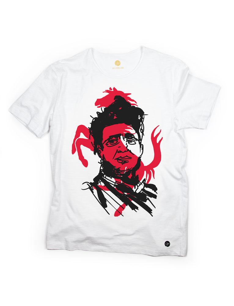 T Shirt Of Italian Enzo Ferrari T Shirts Uh